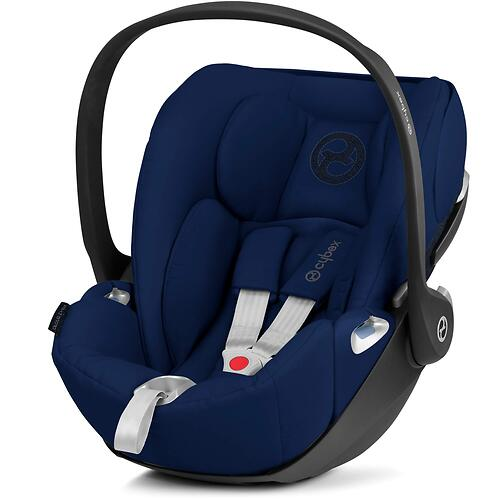 Автокресло Cybex Cloud Z I-size Midnight Blue (10)