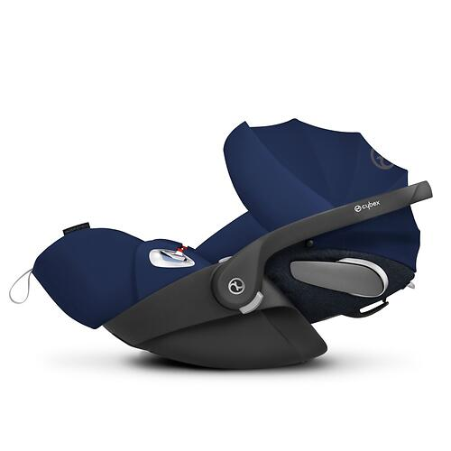 Автокресло Cybex Cloud Z I-size Midnight Blue (11)