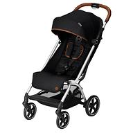 Коляска Cybex Eezy S Plus Denim Lavastone Black