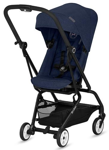 Коляска Cybex Eezy S Twist Denim Blue (8)