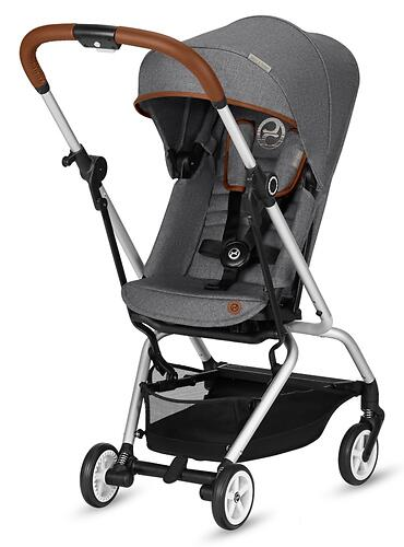 Коляска Cybex Eezy S Twist Denim Manhattan Grey (8)