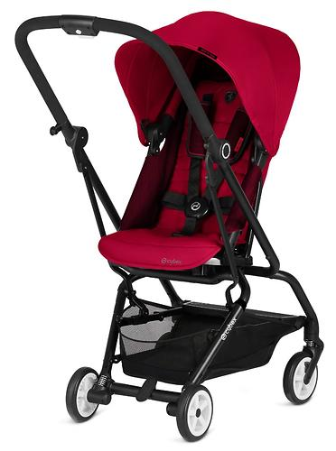 Коляска Cybex Eezy S Twist FE Ferrari Racing Red (8)