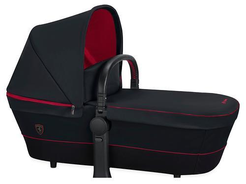 Люлька для коляски Cybex Priam FE Ferrari Victory Black (5)