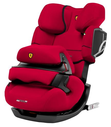 Автокресло Cybex Pallas 2-Fix FE Ferrari Racing Red (10)