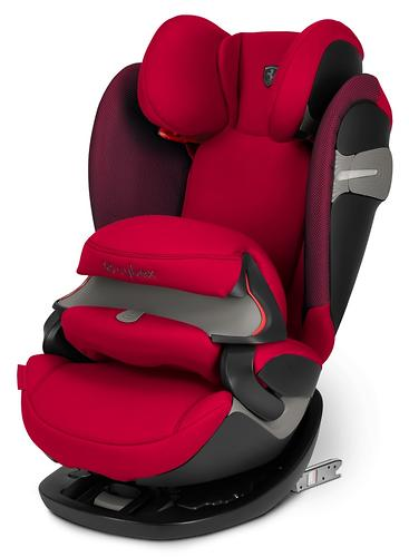 Автокресло Cybex Pallas S-Fix FE Ferrari Racing Red (9)