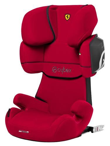 Автокресло Cybex Solution X2-Fix FE Ferrari Racing Red (8)