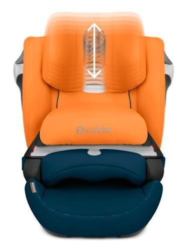Автокресло Cybex Juno M-fix Tropical Blue (8)