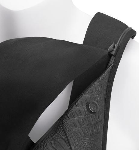 Кенгуру-переноска Yema tie JS Wings Black (15)