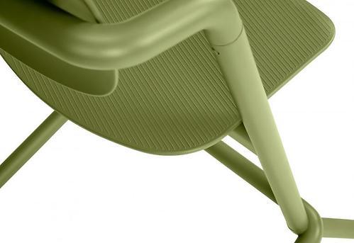 Стульчик Cybex Lemo Outback Green со столиком Lemo Tray и модулем Lemo Baby Set Outback (15)