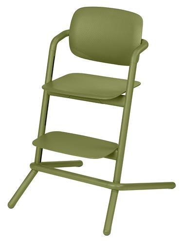 Стульчик Cybex Lemo Outback Green со столиком Lemo Tray и модулем Lemo Baby Set Outback (12)