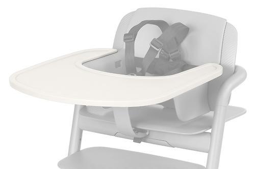 Столик к стульчику Cybex Lemo Tray Porcelaine White (5)