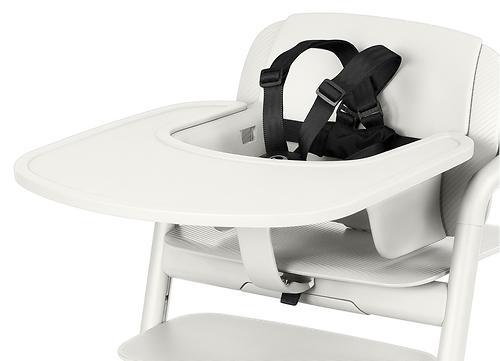 Столик к стульчику Cybex Lemo Tray Porcelaine White (6)
