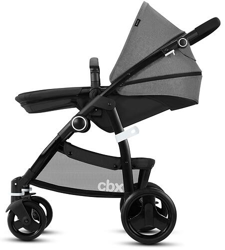 Коляска 2в1 CBX by Cybex Leotie Pure Jeansy Blue (10)