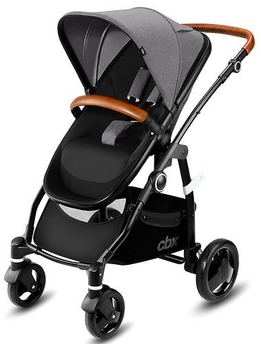 Коляска 2в1 CBX by Cybex Leotie Lux Comfy Grey (7)