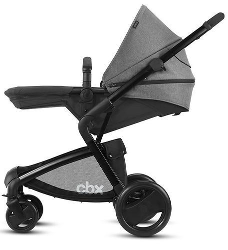 Коляска 2в1 CBX by Cybex Bimisi Pure Crunchy Red (10)