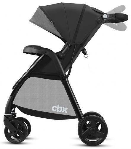 Коляска CBX by Cybex Misu Air Comfy Grey (16)