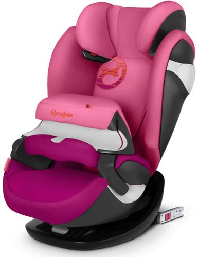 Автокресло Cybex Pallas M-fix Passion Pink (5)