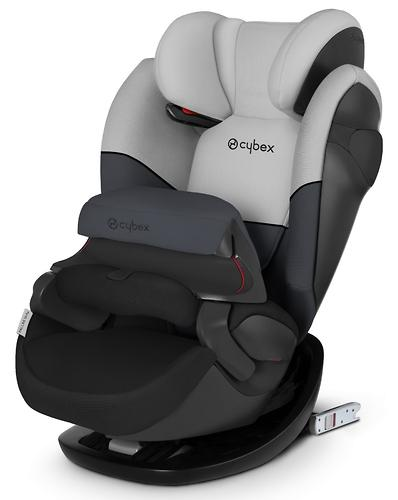 Автокресло Cybex Pallas M-fix Cobblestone (7)