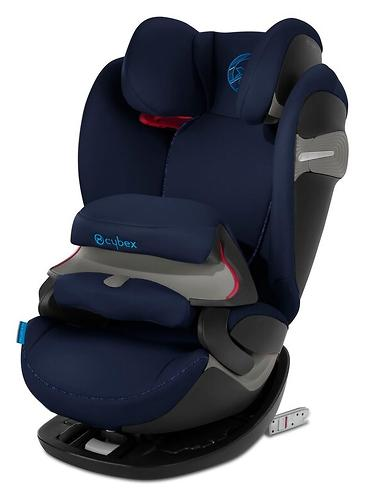 Автокресло Cybex Pallas S-Fix Indigo Blue (9)