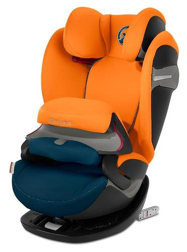 Автокресло Cybex Pallas S-Fix Tropical Blue (9)