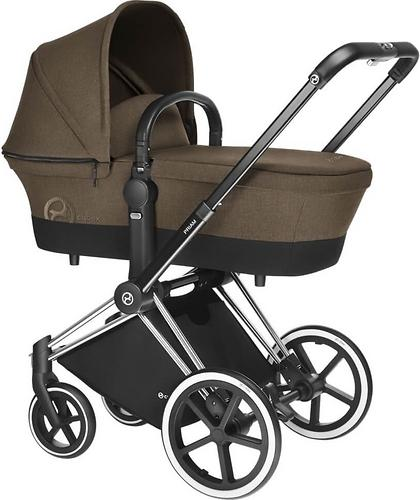 Бампер для Cybex Priam Black (4)