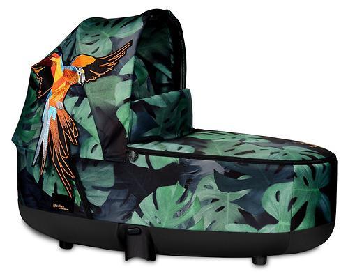 Люлька для коляски Cybex Priam III FE Birds of Paradise (9)