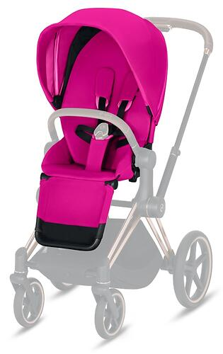 Набор Cybex Seat Pack Priam III Fancy Pink (1)