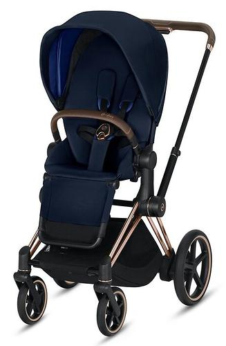 Набор Cybex Seat Pack Priam III Indigo Blue (4)