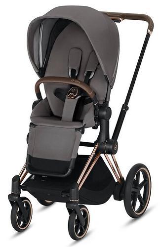 Набор Cybex Seat Pack Priam III Manhattan Grey (4)