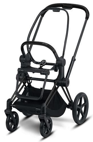 Шасси Matt Black 2019 для коляски Cybex Priam III (10)