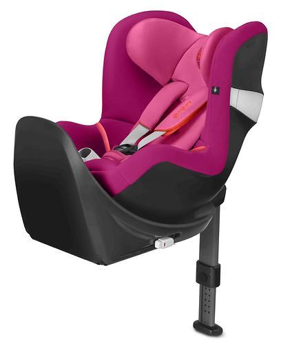 Автокресло Cybex Sirona M2 i-Size and Base M Passion Pink (7)
