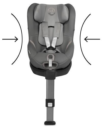 Автокресло Cybex Sirona S i-Size FE Ferrari Victory Black (13)