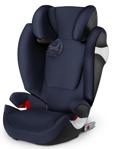 Автокресло Cybex Solution M-Fix Denim Blue (3)