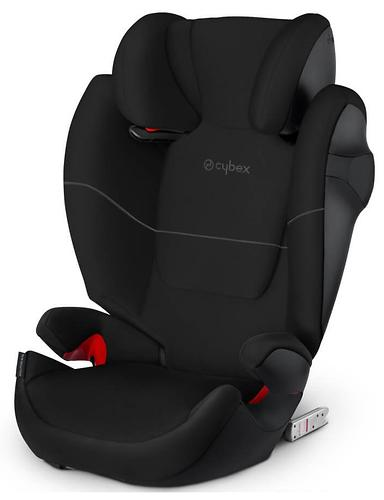 Автокресло Cybex Solution M-Fix Pure Black (6)