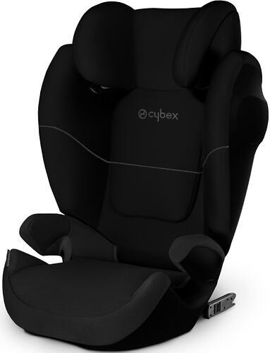 Автокресло Cybex Solution M-Fix SL Pure Black (3)