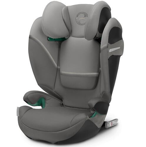 Автокресло Cybex Solution S i-Fix Soho Grey (11)