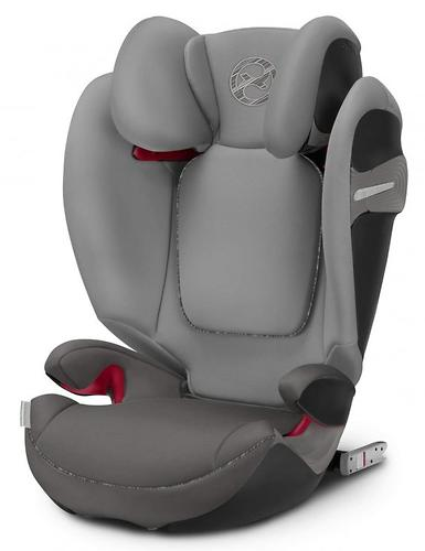 Автокресло Cybex Solution S-Fix Manhattan Grey 2019 (11)