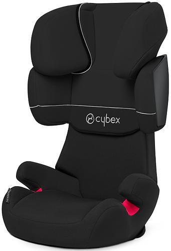 Автокресло Cybex Solution X Pure Black (8)