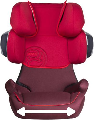 Автокресло Cybex Solution X2-Fix FE Ferrari Victory Black (10)