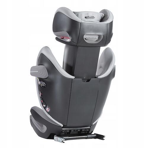 Автокресло Cybex Solution S i-Fix Soho Grey (13)