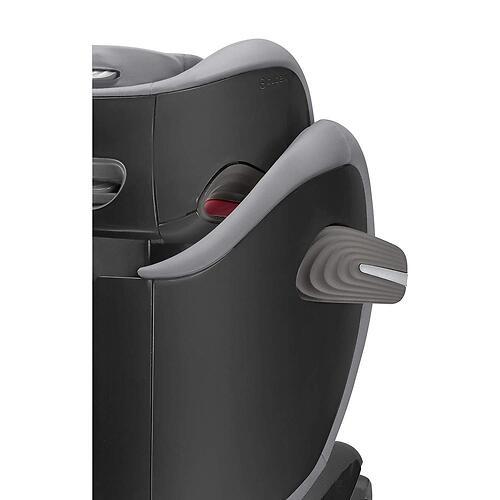 Автокресло Cybex Solution S i-Fix Soho Grey (14)