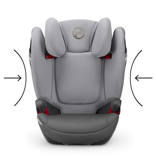 Автокресло Cybex Solution S-Fix Manhattan Grey 2019 (18)