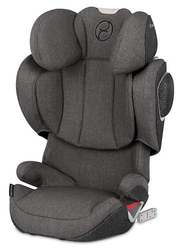Автокресло Cybex Solution Z-fix Plus Manhattan Grey (10)