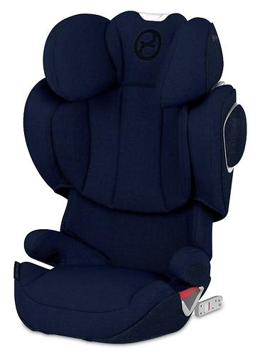 Автокресло Cybex Solution Z-fix Plus Midnight Blue (10)