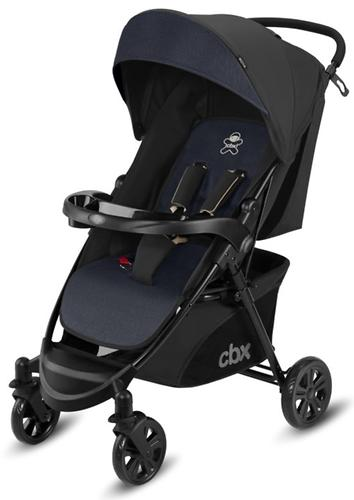 Коляска 2в1 CBX by Cybex Woya Travel System Jeansy Blue (7)