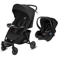 Коляска 2в1 CBX by Cybex Woya Travel System Smoky Anthracite