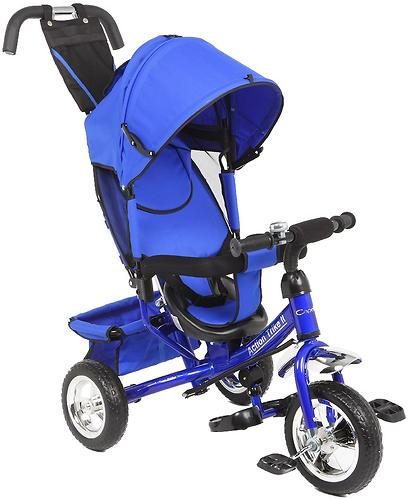 Велосипед Capella Action Trike II 3-х колесный Ultramarine (1)