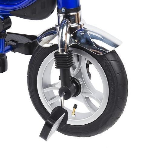 Уценка! Велосипед Capella Twin Trike 360 для двойни 3-х колесный Red (14)