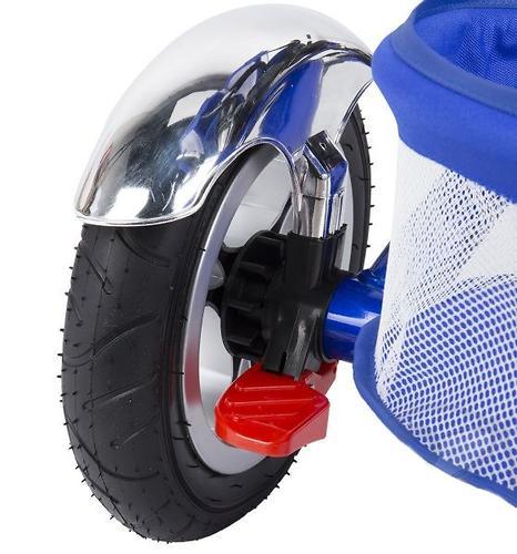 Уценка! Велосипед Capella Twin Trike 360 для двойни 3-х колесный Red (15)