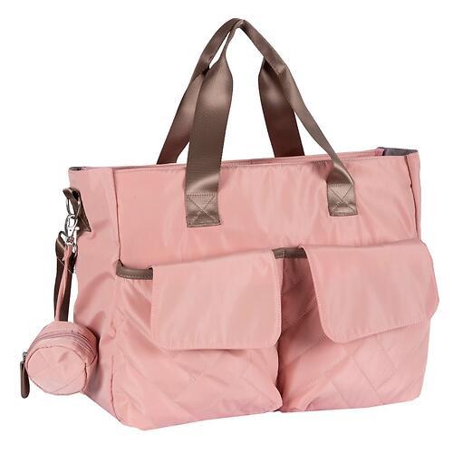 Дорожная сумка для мамы Chicco Осень-Зима 2020 Розовая (6)